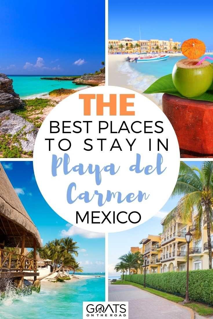 Where To Stay In Playa Del Carmen Neighbourhood Hotel Guide Playa Del Carmen Mexico Travel Playa Del Carmen Resorts