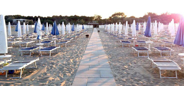 Stabilimento Balneare Marina di Ravenna | Bagno Molo Trezero Mitù