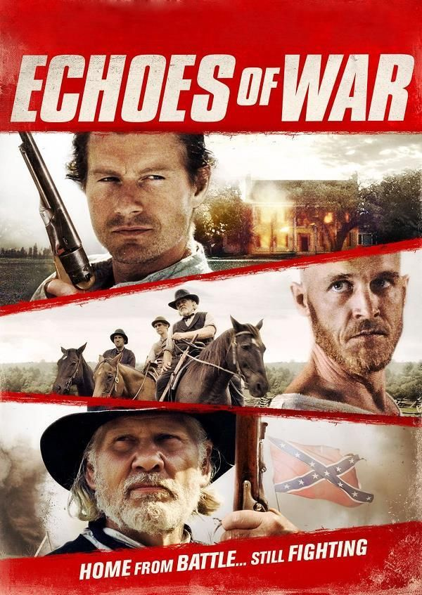 Echoes Of War    Support: BluRay 1080    Directeurs: Kane Senes    Année: 2015 - Genre: Western / Drame / Thriller - Durée: 100 m.    Pays: United States of America - Langues: Français, Anglais    Acteurs: James Badge Dale, Ethan Embry, William Forsythe, Maika Monroe, Beth Broderick, Ryan O'Nan, Rhys Wakefield, Owen Teague