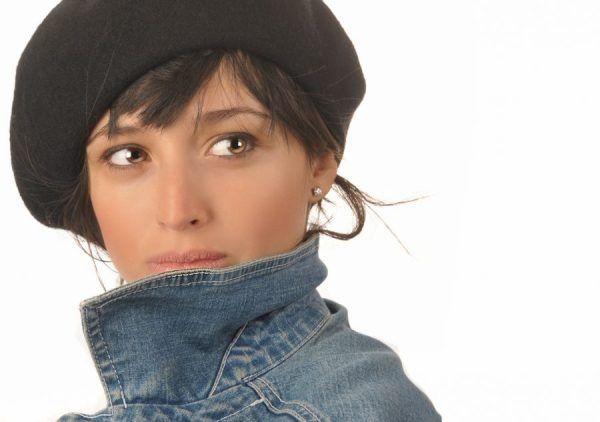ジャイ子なんて言わせない30代からのベレー帽のかぶり方4つ