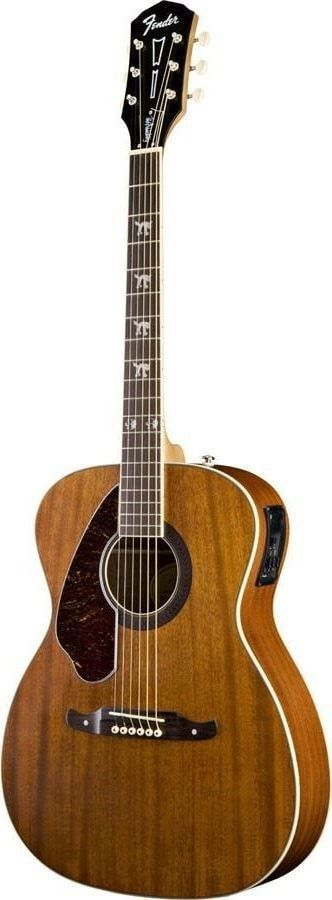 Fender Tim Armstrong Hellcat Left Handed Concert Acoustic-Electric Guitar
