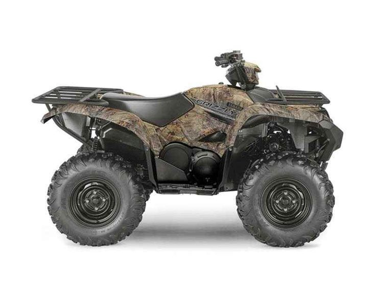 New 2016 Yamaha Grizzly 700 EPS 4WD Hunter ATVs For Sale in Florida. 2016 Yamaha Grizzly 700 EPS 4WD Hunter, The all-new 2016 Yamaha Grizzly EPS is born of pedigree DNA and builds on a proven platform with increased power and torque, superior comfort and much more. Real Tree Camoflauge High-Tech Engine Designed For Aggressive Trail Riding Optimized, High-Performance Ultramatic® Transmission Trail-Ready Chassis Sharp New Styling Yamaha s Exclusive On-Command 4WD Advanced Instrumentation…