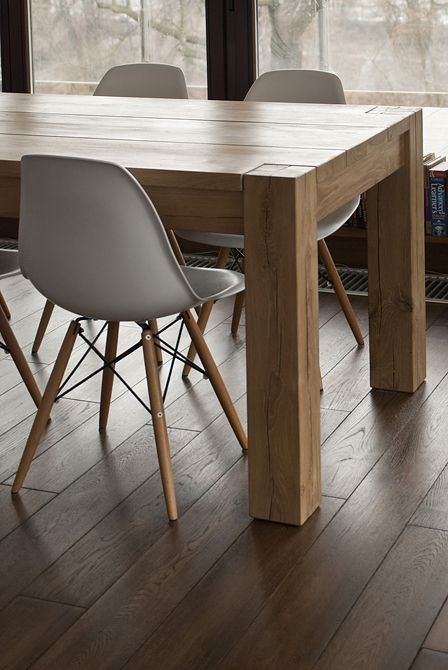 25 best oak table ideas on pinterest refinish table top for Bieke vanhoutte interieur