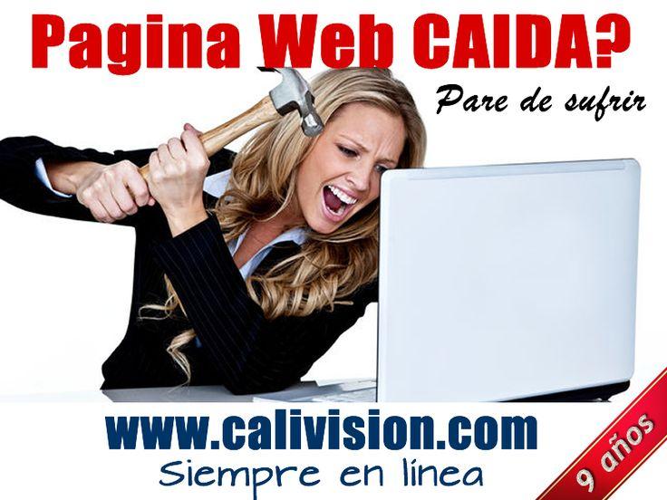 Hosting Premium Calivision. Alojamiento web siempre en linea desde 2006. 9 años de experiencia, calidad y servicio.