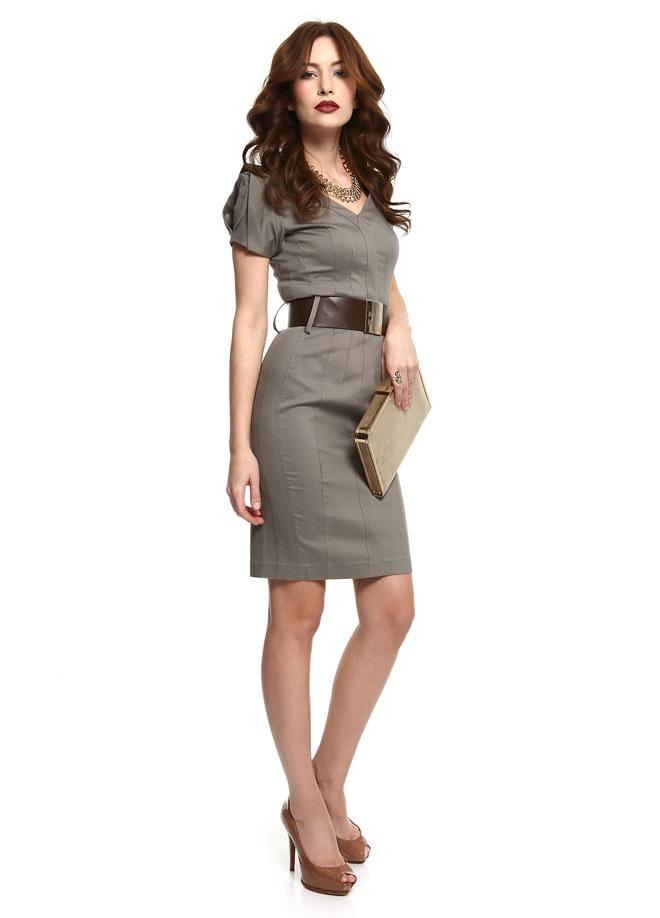 Zeki Triko Elbise Markafoni'de 299,99 TL yerine 124,99 TL! Satın almak için: http://www.markafoni.com/product/3142901/