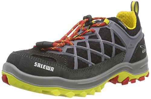 SALEWA JR WILDFIRE WATERPROOF Unisex-Kinder Trekking- & Wanderhalbschuhe - http://on-line-kaufen.de/salewa/salewa-jr-wildfire-waterproof-unisex-kinder