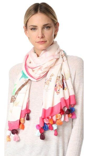 KATE SPADE . #katespade #scarf