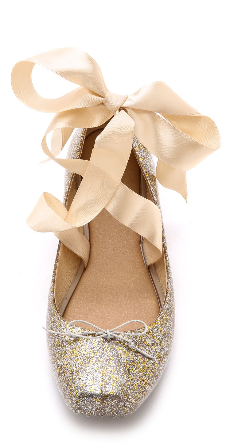 Melissa Lace Up Ballet Flats | SHOPBOP SAVE 25% use Code:SPRING25