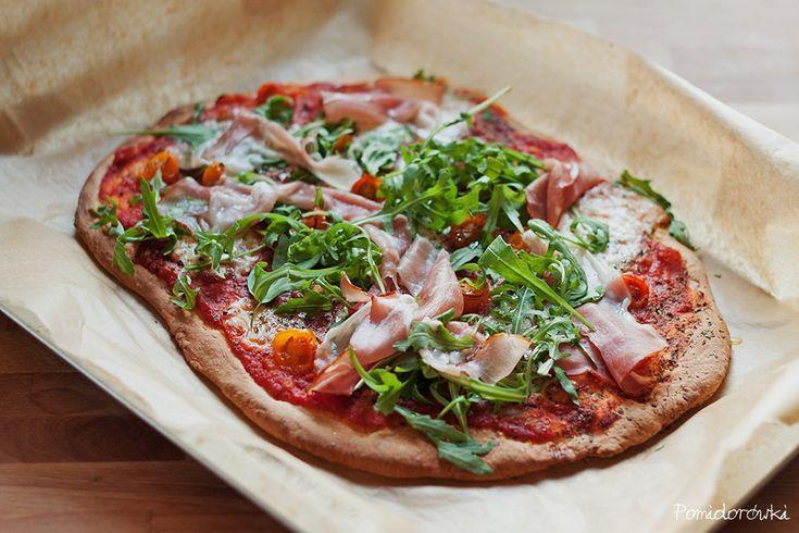 Przepis na pizzę z Brzeskiej