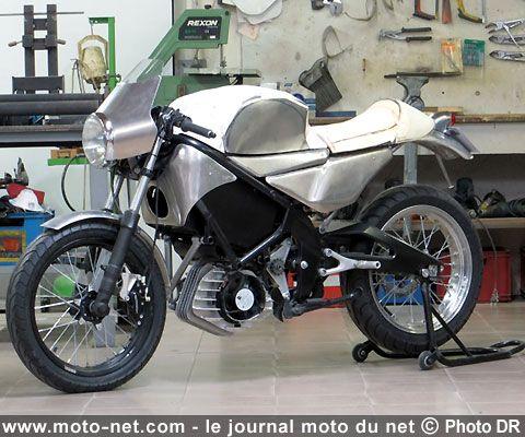 H-KER Electric Racer : l'essai branché de MNC !