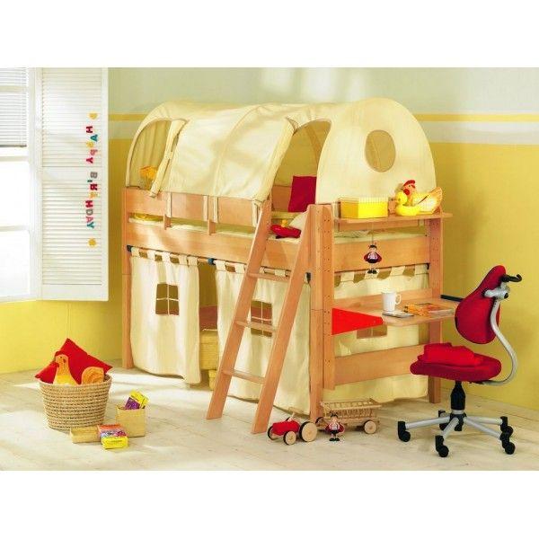 les 25 meilleures id es de la cat gorie tente pour lits superpos s sur pinterest lits. Black Bedroom Furniture Sets. Home Design Ideas