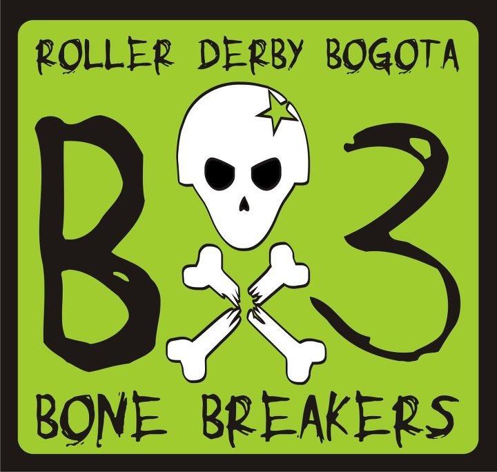 Roller Derby Colombia con Bogota Bone Breakers.