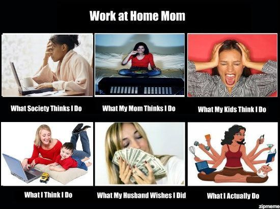 18 Working From Home Memes That Perfectly Sum It Up Sayingimages Com Working From Home Meme Work From Home Moms Make Money Blogging