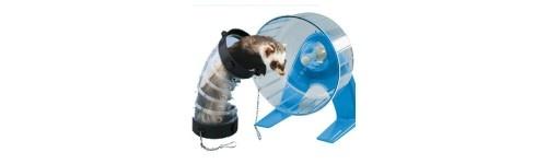 Juguetes para roedores al mejor precio en la tienda de mascotas online Wakuplanet.com