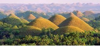 Czekoladowe Wzgórza, Filipiny, Philippines
