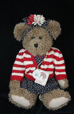 14-Gloria-Bearsevelt-Boyds-Bears-Retired-4th-of-July-Patriotic
