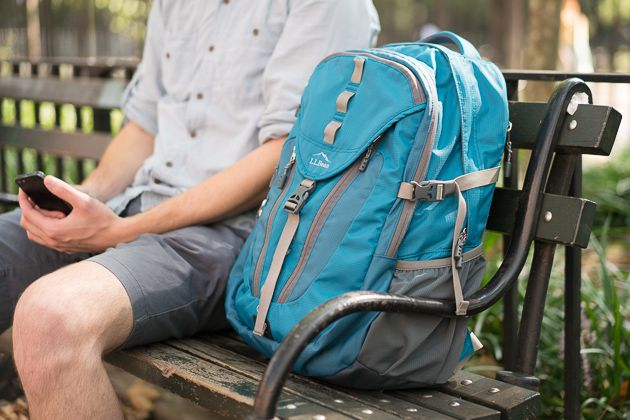 After loading up five top-rated school backpacks with supplies, gadgets, and books, and living with them for several weeks in the hot and humid New York City summer, we've determined that the L.L.Bean Quad Pack is the best school backpack for teenagers and college students.