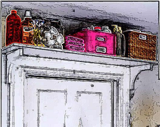 Selecionamos 15 dicas simples e baratas para você organizar seu banheiro com charme e praticidade, aproveitando bem os espaços disponíveis.  Uma dica valiosa para ganhar espaço é aproveitar espaços aparentemente inutilizáveis. Por exemplo, instale uma estante em cima do batente da porta. Nela, você pode acomodar cestos, caixas organizadoras e potes de vidro, guardando produtos que você não usa com tanta frequência no dia a dia, mas quer manter no banheiro.