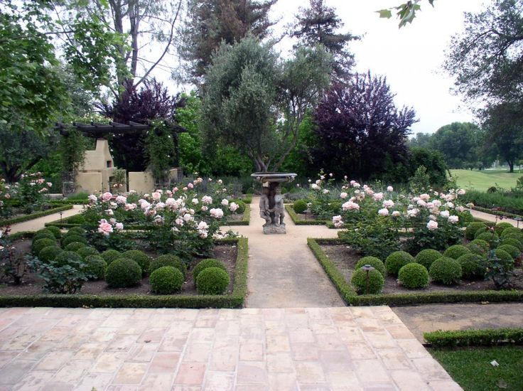 21 best French Landscape Design images on Pinterest Landscape