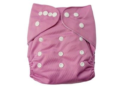 WASHABLE CLOTH BABY DIAPER + 1 INSERT  There's nothing like the feel of soft cloth against your baby's skin. Bum Care presents Free Size Reusable Cloth Diapers with snap button system, adjustable from newborn to toddler sizes. These innovative cloth diapers are designed to be used multiple times and are as easy as using disposables.  --  Economical & Saves money: Unlike disposable diapers, these cloth diapers are reusable, you can wash and use these diapers for multiple times.