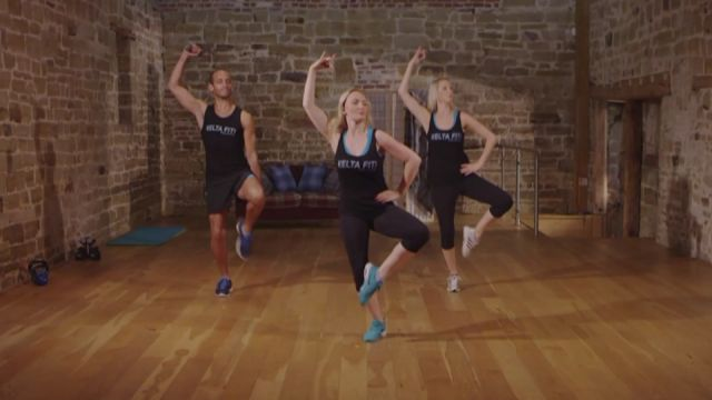 Kelta Fit DVD Review - incredibly fun Scottish, Ceilid, Highland dance workout