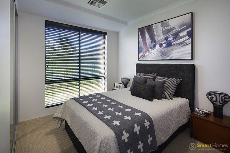 Bedroom #interiordesign by #SmartHomesForLiving