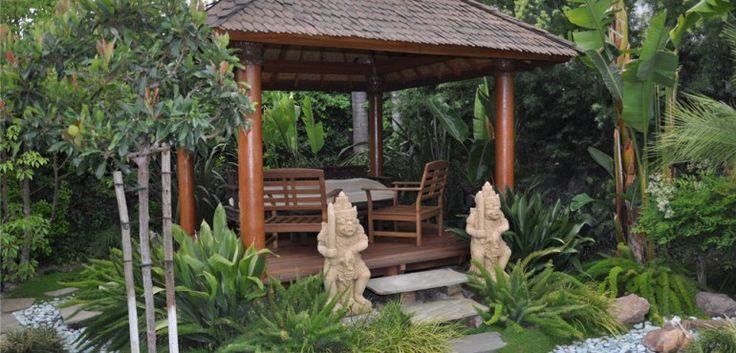 Backyard Design | Balihuts.com
