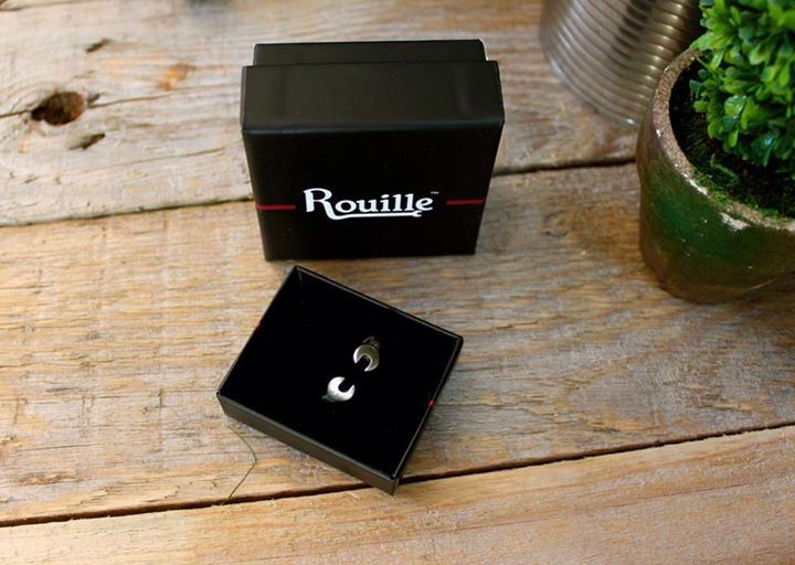 bracelet et bague modele cl plate design test produit rouille motards a la. Black Bedroom Furniture Sets. Home Design Ideas