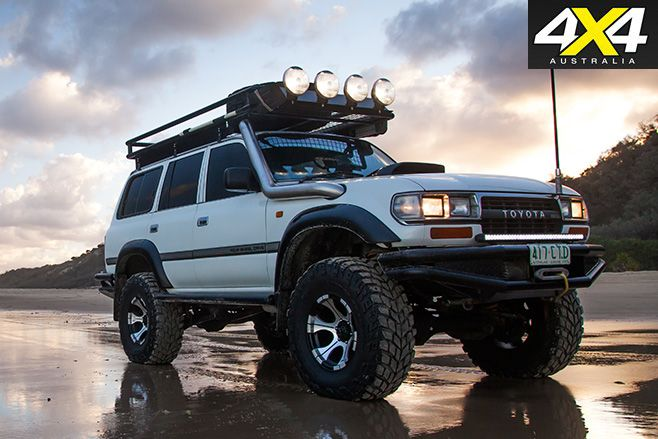 665 Best Images About Land Cruiser 80 On Pinterest