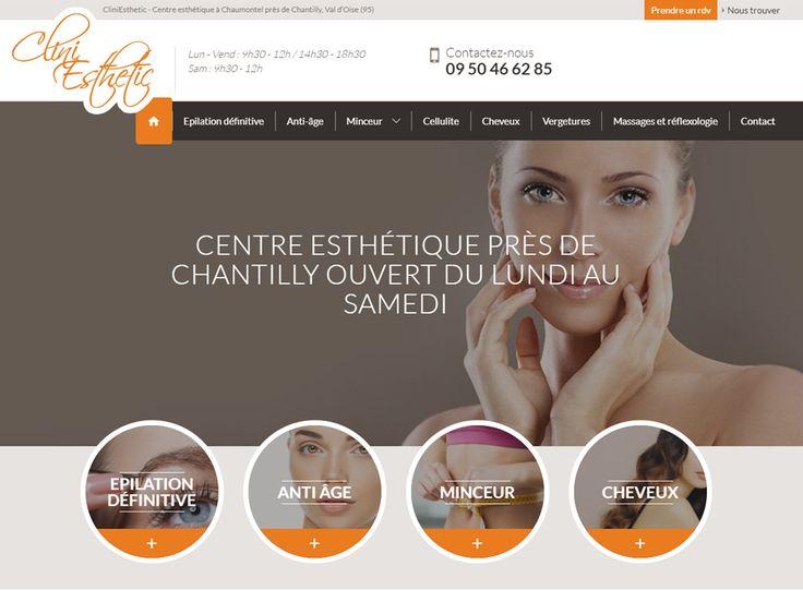 Centre esthétique, laser, injections, amaigrissement à Chaumontel (95)