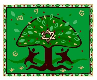 """Tu B'Shvat Sameach - Happy New Year for Trees Tu. Bishvat (Hebrew: ט""""ו בשבט).. This is a minor holiday in the Hebrew calendar. The name Tu Bishvat comes from  holiday's date, the fifteenth day of Shevat (שבט). Shevat is the name of the month of the Hebrew month and the letters ט ו,  is number 15 represented by the Hebrew numbering."""