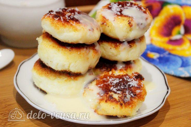 Кокосовые #сырники  #рецепты #деловкуса #готовимсделовкуса