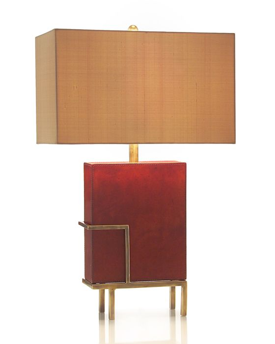 John Richard Boxed In Accent Lamp