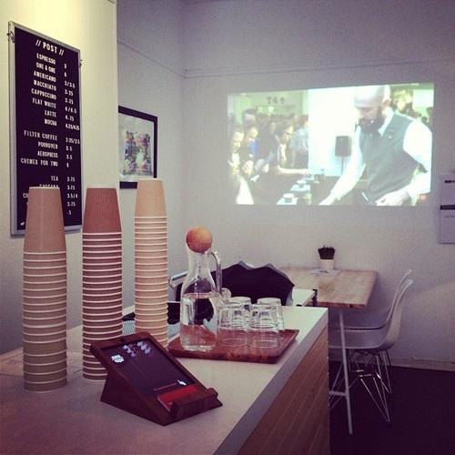 post espresso bar | st. john's, newfoundland