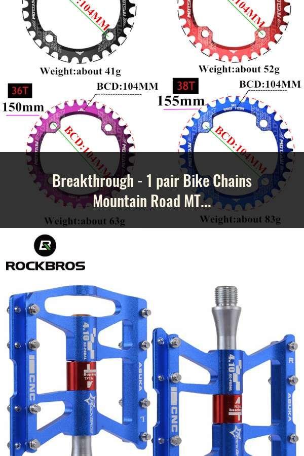 1 Pair Bike Chains Mountain Road Mtb Bike Chain Connector For 6 7