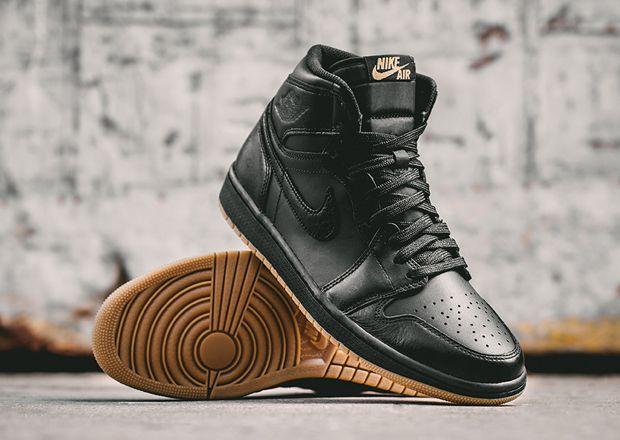 Haute Maladie Des Gencives Noir Air Jordan 1