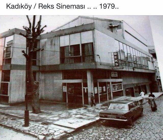 Reks sineması 1979 kadıköy