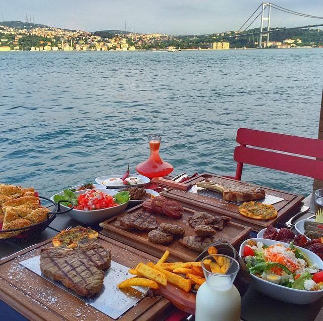 Iftar / @ The Market Restaurant -Kuruçeşme -Istanbul -Turkey