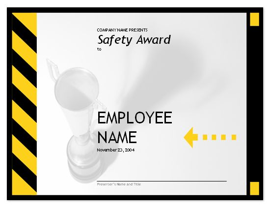 The 25+ best Sample certificate of recognition ideas on Pinterest - best employee certificate sample