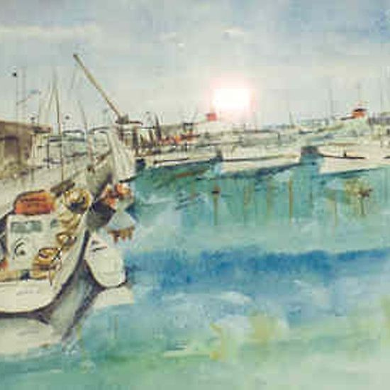 Constitution Dock Hobart Tas. Australia