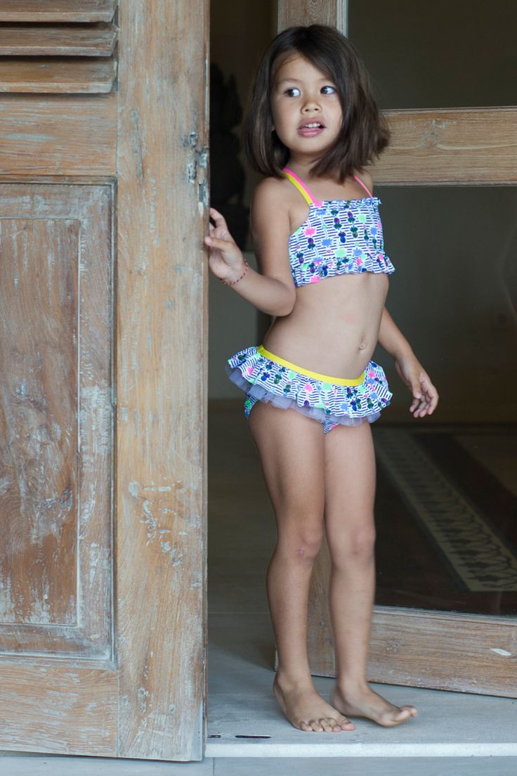 escargot-girls-kids-stripe-swimsuits-bathing suit-pink