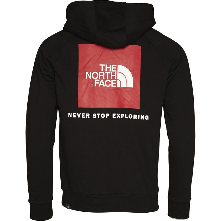 RED BOX HOODIE Sweatshirts Sort fra The North Face 600,- | Køb Online