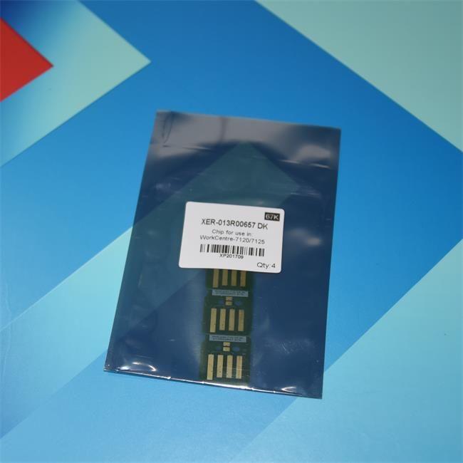 Xerox Drum Unit Cartridge Chips 013R00662 Drum Reset Chip