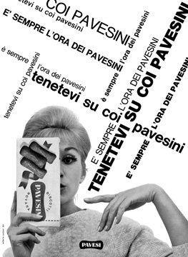 Pavesini - Erberto Carboni 1964