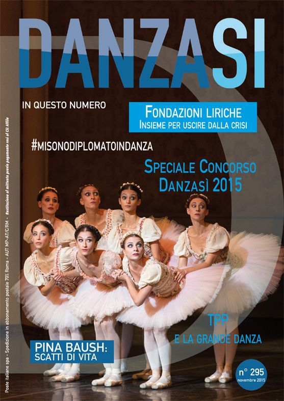 DanzaSì n. 295 di Novembre 2015