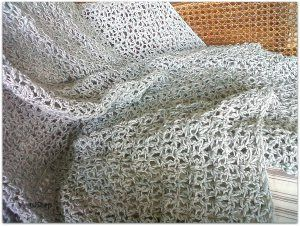 Rustic Summer Throw in the new Luxury Throw Range of the MegsJShep Collection.