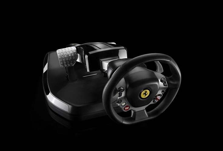 Ferrari Vibration GT Cockpit  458 Italia Edition