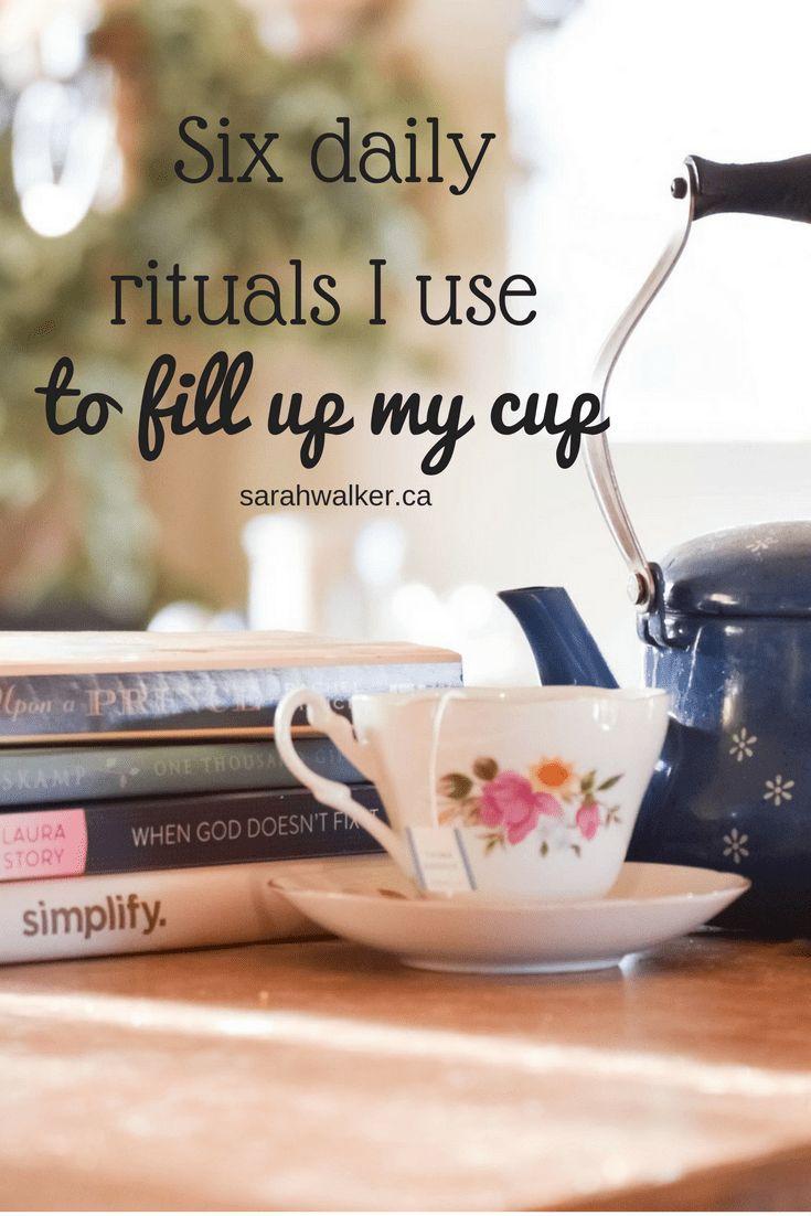 wellness rituals to reduce stress