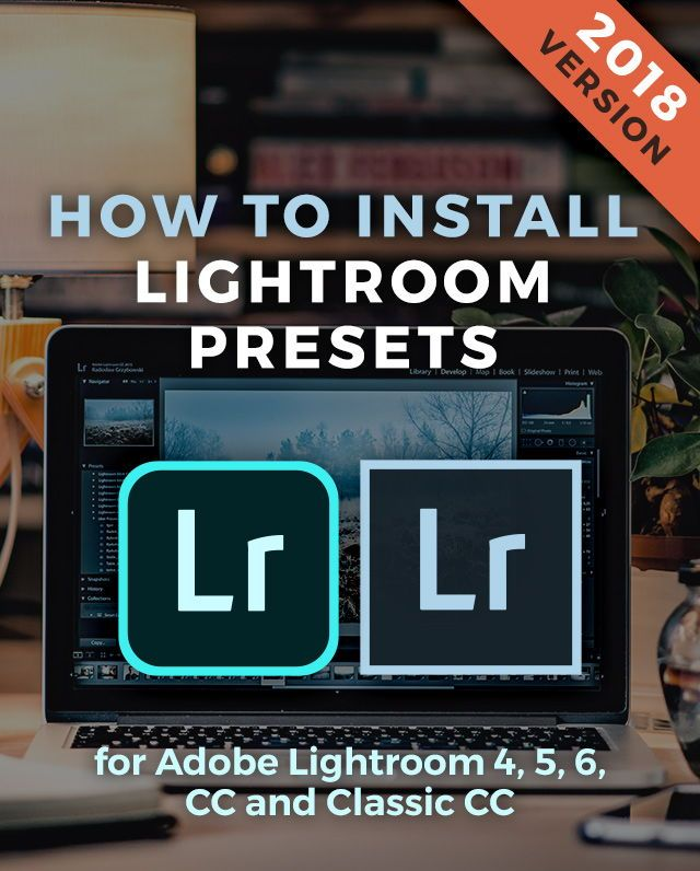 How To Install Lightroom Presets | Photograph(y) cheat sheet