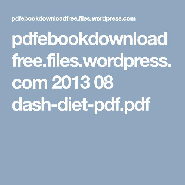 Best 25+ Dash diet pdf ideas on Pinterest Dash diet food list - action plan in pdf
